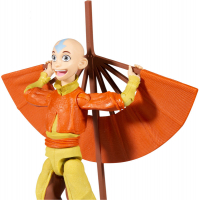 Wholesalers of Avatar The Last Airbender - Aang With Glider toys image 4