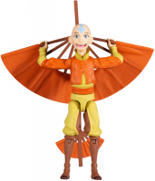 Wholesalers of Avatar The Last Airbender - Aang With Glider toys image 5