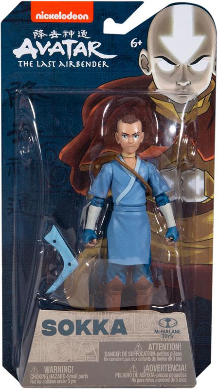 Wholesalers of Avatar The Last Airbender - Sokka toys