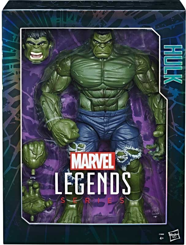 Wholesalers of Avengers 12 Inch Legends Figure Hulk toys