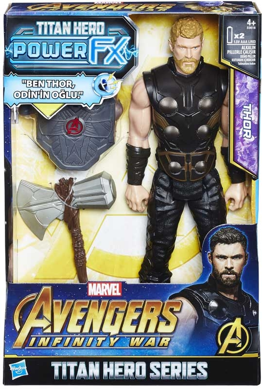 Wholesalers of Avengers 12in Th Power Fx Thor toys