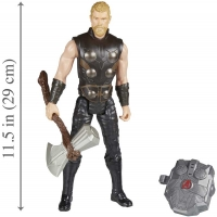 Wholesalers of Avengers 12in Th Power Fx Thor toys image 5