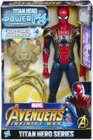 Wholesalers of Avengers 12in Titan Hero Power Fx Spiderman toys image
