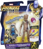 Wholesalers of Avengers 6in Dlx Figures W Stone N Accessory Asst toys Tmb
