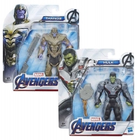Wholesalers of Avengers 6in Dlx Movie Figures Ast toys image