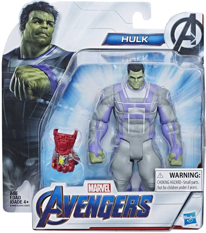 Wholesalers of Avengers 6in Dlx Movie Hulk toys