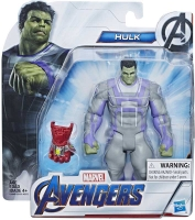 Wholesalers of Avengers 6in Dlx Movie Hulk toys image