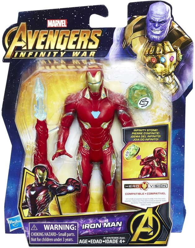 Wholesalers of Avengers 6in Figures W Stone And Accessory Asst toys