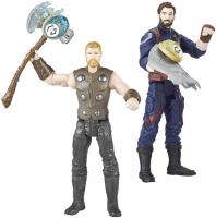 Wholesalers of Avengers 6in Figures W Stone And Accessory Asst toys image 2