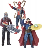 Wholesalers of Avengers 6in Figures W Stone And Accessory Asst toys image 3