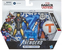 Wholesalers of Avengers 6in Iron Man And Task Master toys image