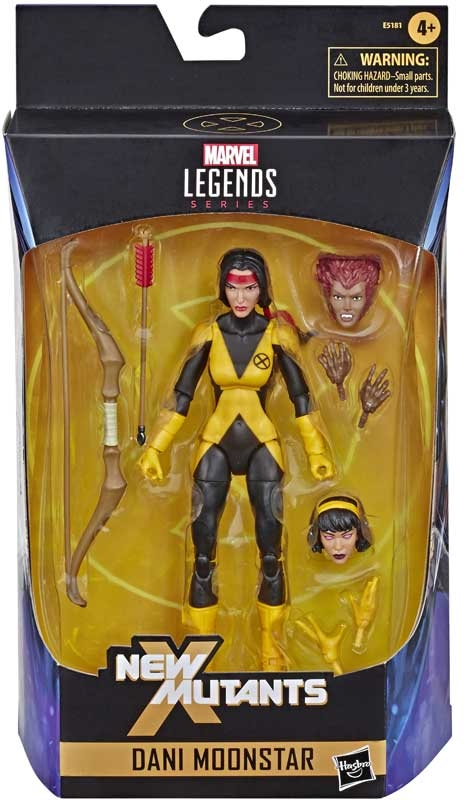 Wholesalers of Avengers 6in Legends Dani Moonstar toys