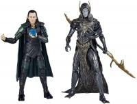 Wholesalers of Avengers 6in Legends Loki Vs Corvus Glaive toys image 2