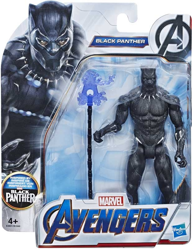 Wholesalers of Avengers 6in Movie Black Panther toys