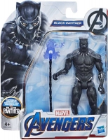 Wholesalers of Avengers 6in Movie Black Panther toys image