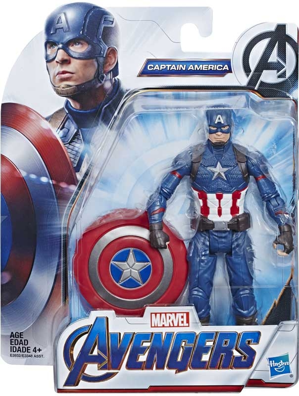 Wholesalers of Avengers 6in Movie Captain America toys