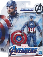 Wholesalers of Avengers 6in Movie Captain America toys image
