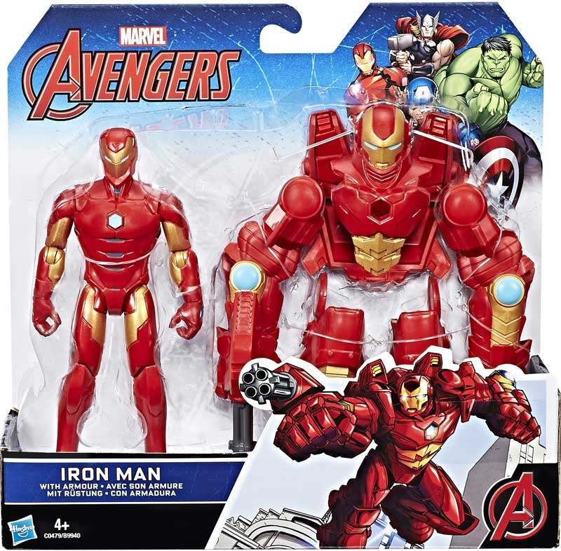 Wholesalers of Avengers 6inch Deluxe Asst toys
