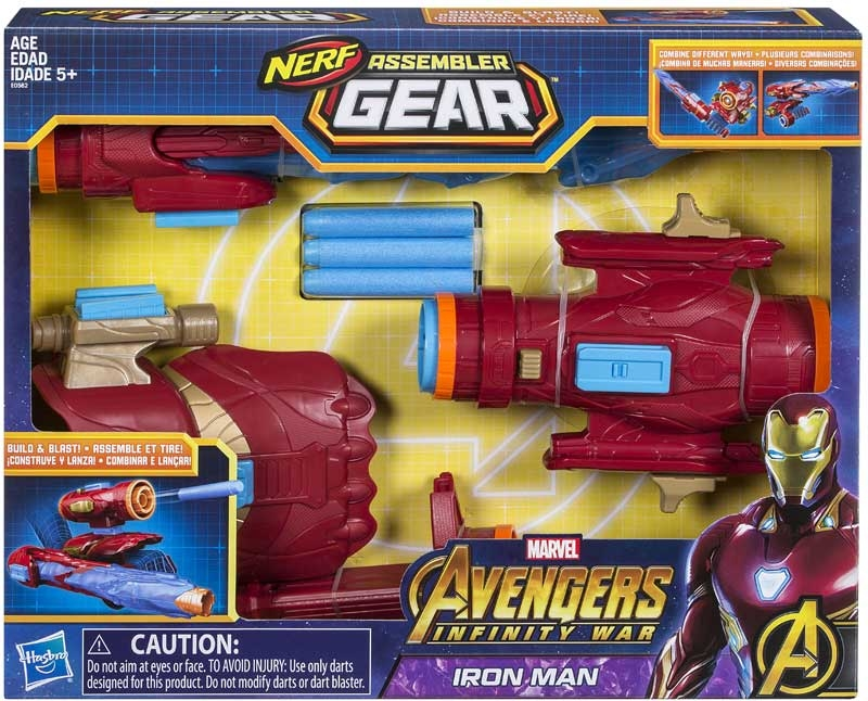 Wholesalers of Avengers Agear Iron Man toys
