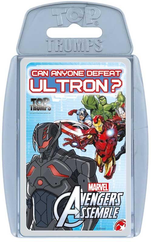 Wholesalers of Top Trumps - Avengers Assemble toys