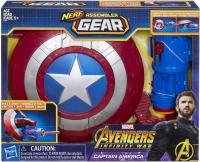 Wholesalers of Avengers Assembler Gear Captain America toys image