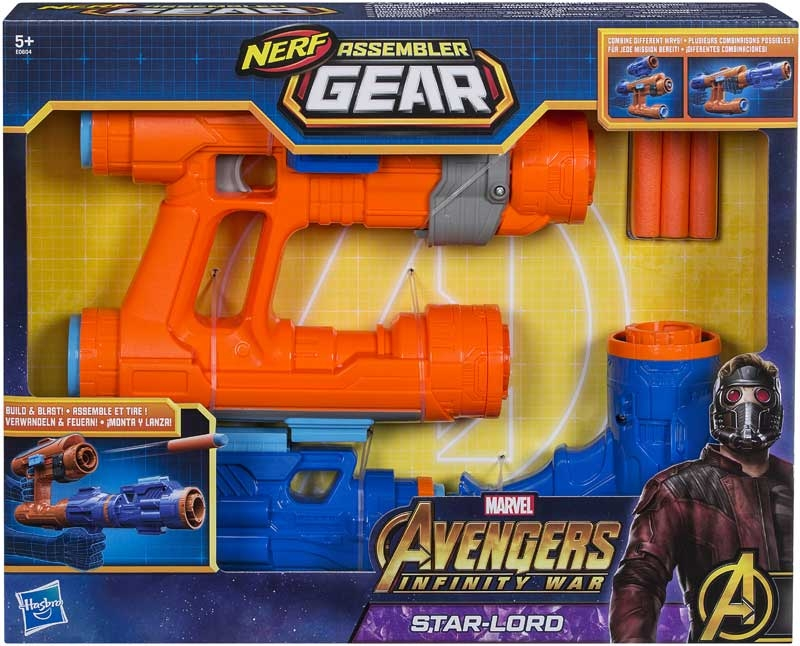 Wholesalers of Avengers Assembler Gear Starlord toys