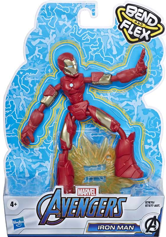 Wholesalers of Avengers Bend And Flex Ast toys