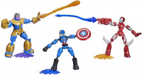 Wholesalers of Avengers Bend And Flex Cap And Im Vs Thanos toys image 2