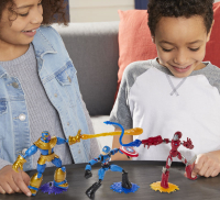 Wholesalers of Avengers Bend And Flex Cap And Im Vs Thanos toys image 3