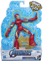 Wholesalers of Avengers Bend And Flex Iron Man toys image