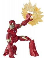 Wholesalers of Avengers Bend And Flex Iron Man toys image 2