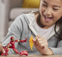 Wholesalers of Avengers Bend And Flex Iron Man toys image 3