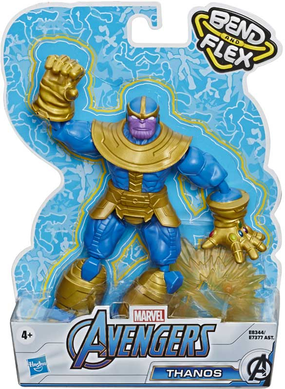 Wholesalers of Avengers Bend And Flex Thanos toys