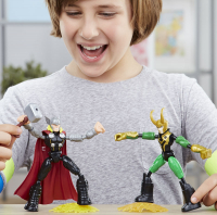 Wholesalers of Avengers Bend And Flex Thor Vs Loki toys image 3
