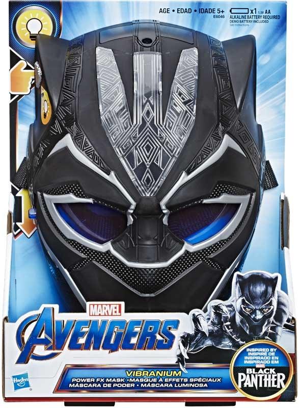 Wholesalers of Avengers Bp Vibranium Fx Mask toys