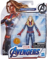 Wholesalers of Avengers Endgame 6in Movie Captain Marvel toys image