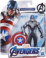 Wholesalers of Avengers Endgame 6in Movie Team Suit Captain America toys image