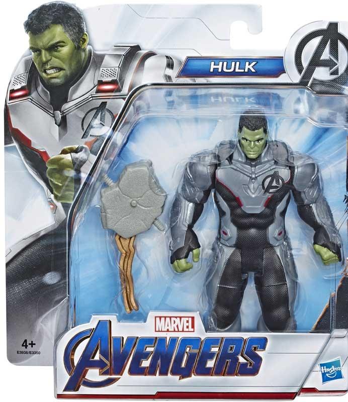Wholesalers of Avengers Endgame 6in Movie Team Suit Hulk toys