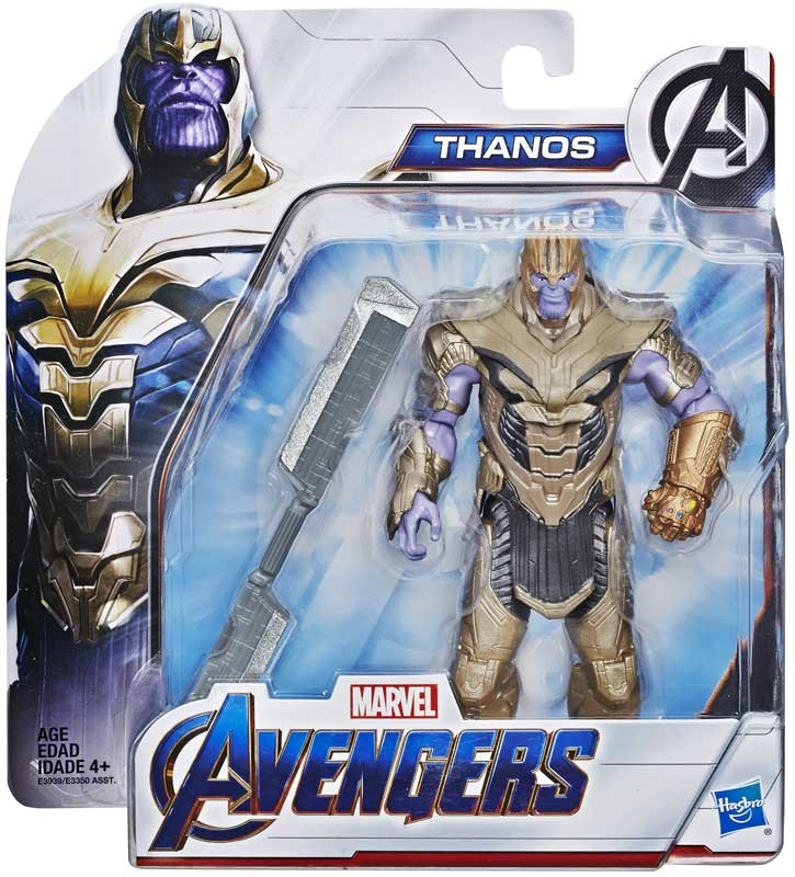 Wholesalers of Avengers Endgame 6in Movie Thanos toys