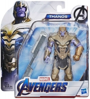 Wholesalers of Avengers Endgame 6in Movie Thanos toys image