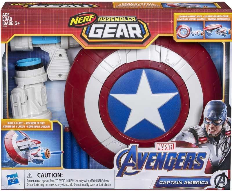 Wholesalers of Avengers Endgame Assembler Gear 2 Cap toys