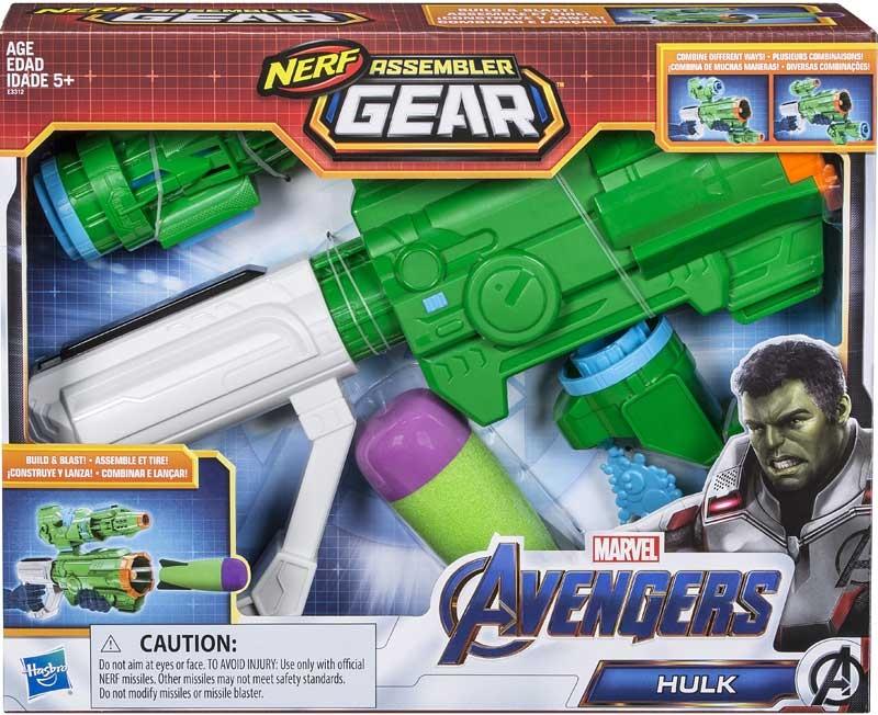 Wholesalers of Avengers Endgame Assembler Gear 2 Hulk toys