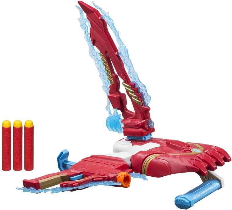 Wholesalers of Avengers Endgame Assembler Gear 2 Iron Man toys
