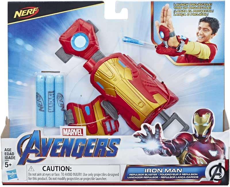 Wholesalers of Avengers Endgame Iron Man Repulsor Role Play toys
