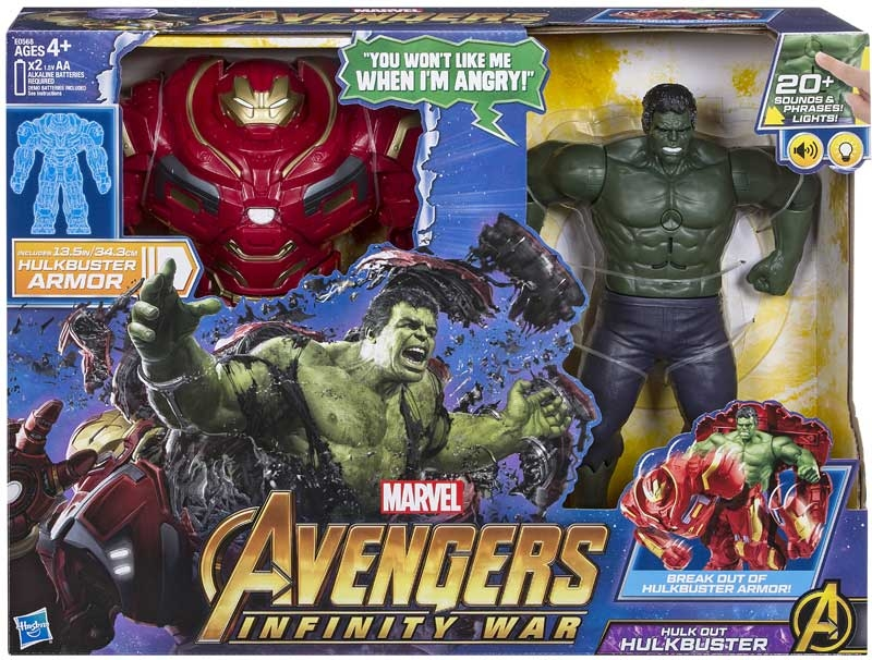 Wholesalers of Avengers Feature Hulk toys