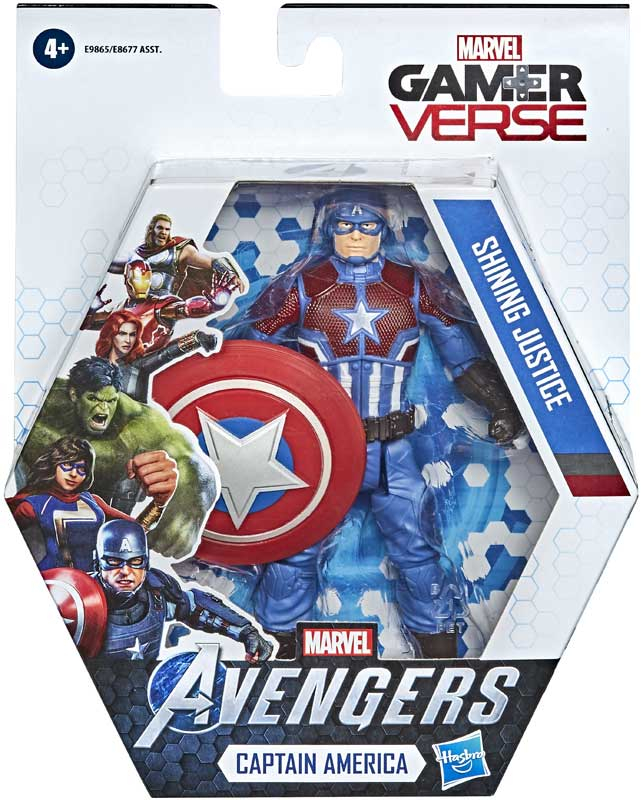 Wholesalers of Avengers Game 6in Figure Cap toys
