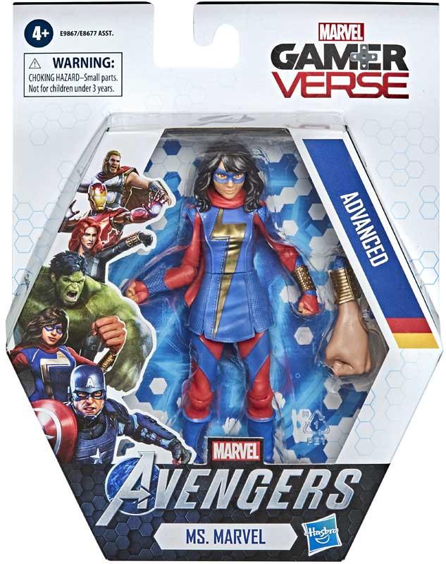 Wholesalers of Avengers Game 6in Figure Kamala Khan toys