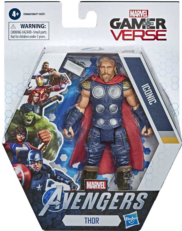 Wholesalers of Avengers Game 6in Figure Thor toys