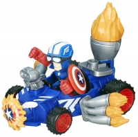 Wholesalers of Avengers Hero Mashers - Micro Figure And Vehicle Ast toys image 3