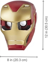 Wholesalers of Avengers Hero Vision Iron Man Ar Mask toys image 3